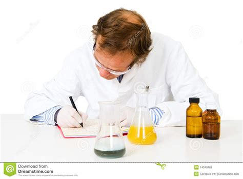 chemical analist royalty free stock images image 14349189