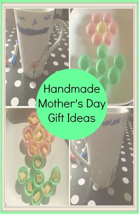 Handmade Mothers Day Presents - handmade mothers day gift ideas the of spicers