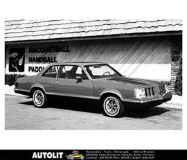 1980 Pontiac Grand Am 1980 Pontiac Grand Am Factory Photo Ub3031 Kytrlc Ebay