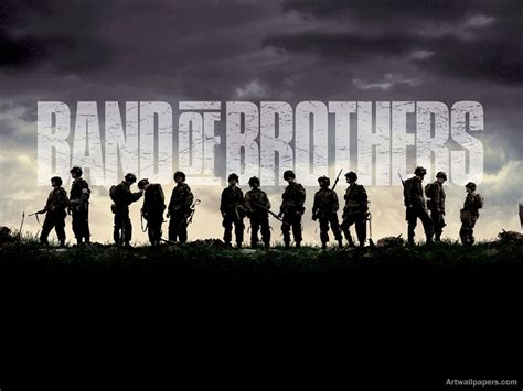 film perang band of brothers band of brothers wikipedia bahasa indonesia