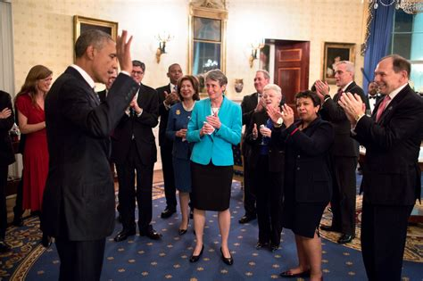 Obama Cabinet Members by In Photos President Obama S State Of The Union