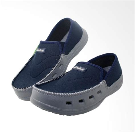 Daftar Sepatu Ardiles Pria jual ardiles slip on sepatu pria blue