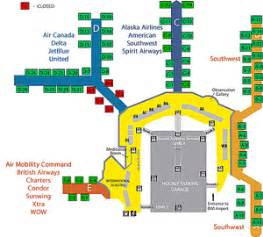 bwi airport map nine tips on how to make smooth airline connections
