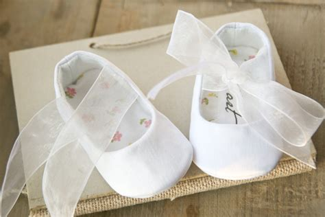 christening shoes for baby 20 plain white or ivory baby shoes christening