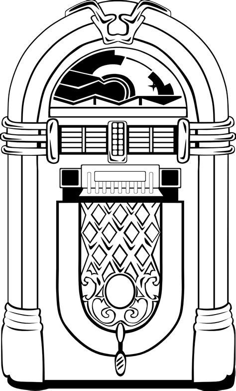 jukebox clipart clipartist net 187 clip 187 gerald g fifties jukebox 1 svg