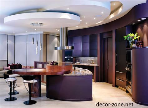 modern design of kitchen 10 kitchen ceiling designs ideas and materials