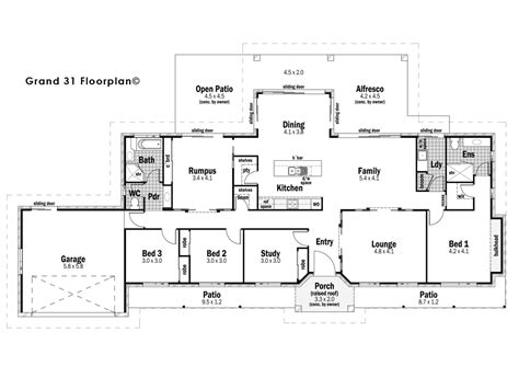 grand floor plans grand 31 design detail and floor plan integrity new