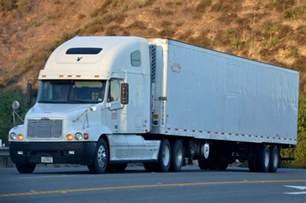 18 Wheels Truck Freightliner Big Rig Truck 18 Wheeler Navymailman Flickr