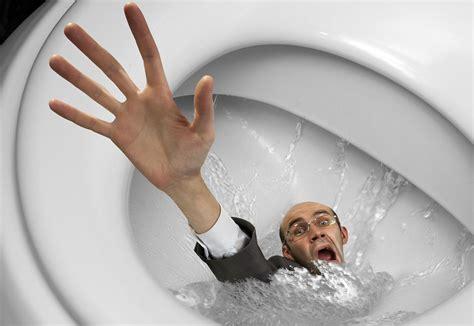 Toilette Verstopft Rohrreiniger