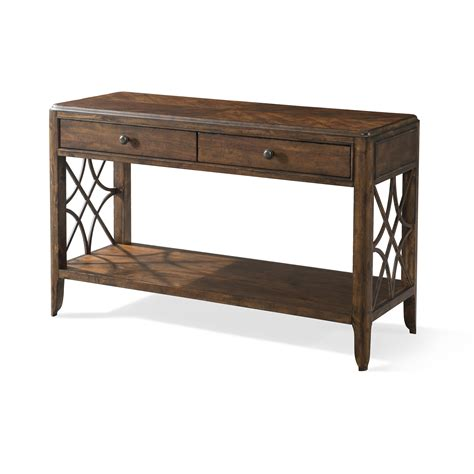 klaussner trisha yearwood home sofa table