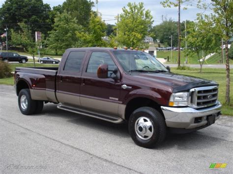 2004 Ford F350 by 2004 Chestnut Brown Metallic Ford F350 Duty King