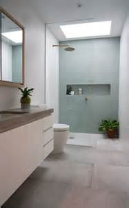 ensuite bathrooms bathroom showers niche designs ideas small renovation
