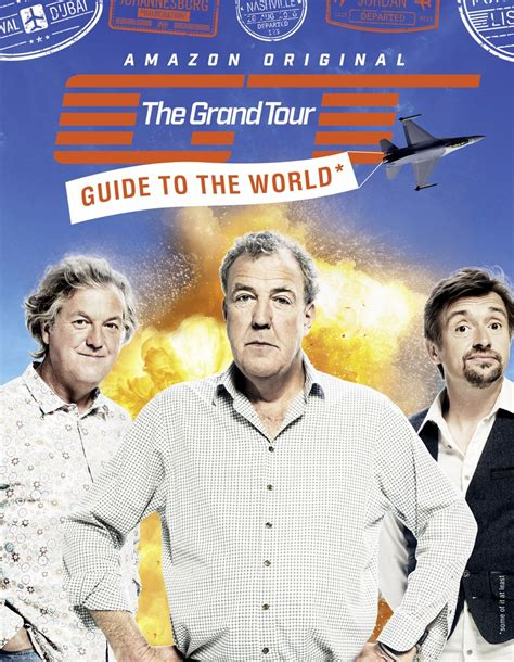 The American The Grand Tour by The Grand Tour Drops Resident Driver The American From