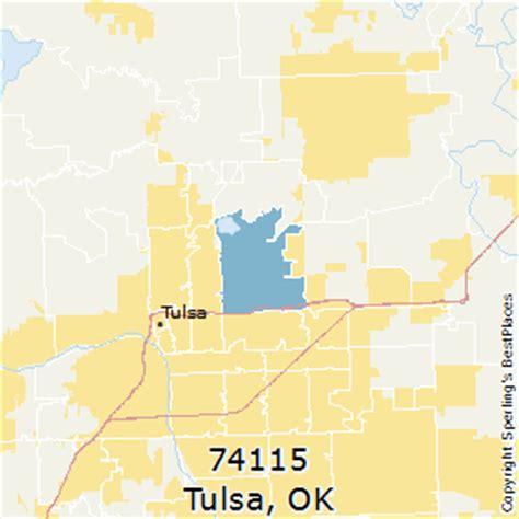 tulsa zip code map best places to live in tulsa zip 74115 oklahoma