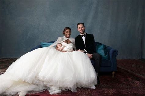 These photos of Serena Williams? wedding to Alexis Ohanian