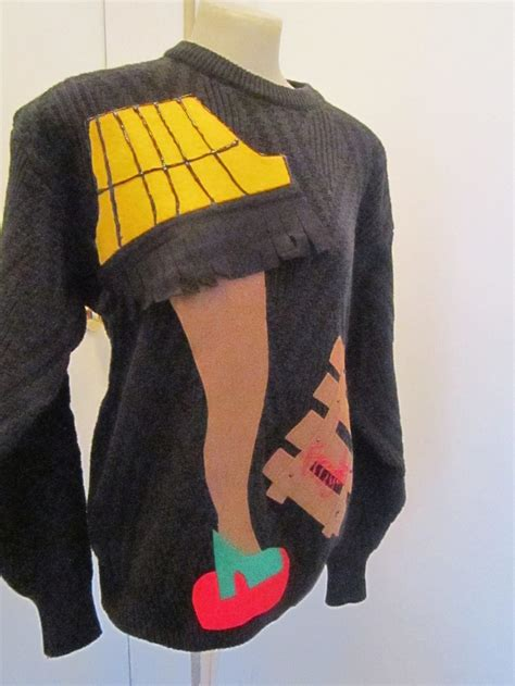 leg l christmas sweater 49 best a christmas story december 8 20 images on