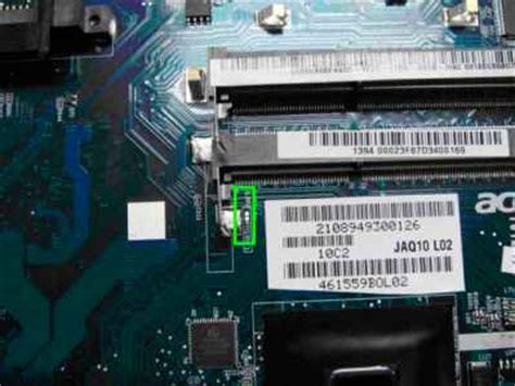 bios reset jumper location clearing password check and bios recovery acer