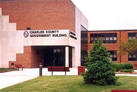 St Charles County Records Charles County Maryland Government