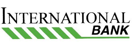 International Bank Logo