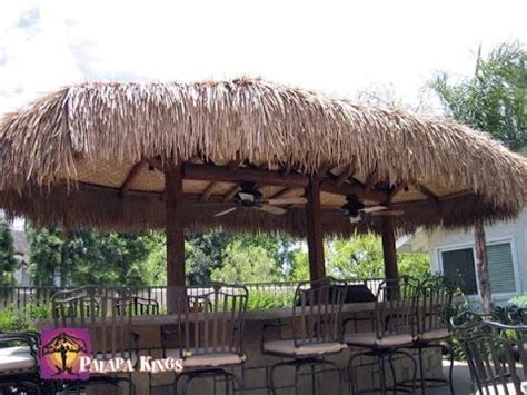 how to build a palapa youtube