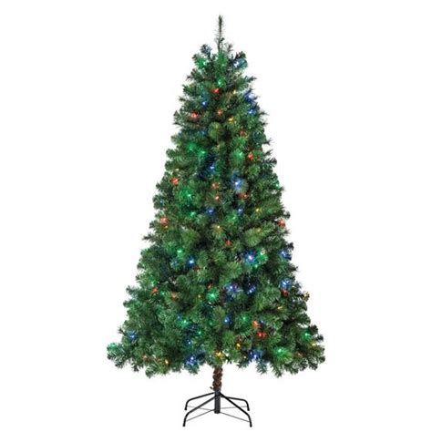 8 artificial christmas trees available at discounted