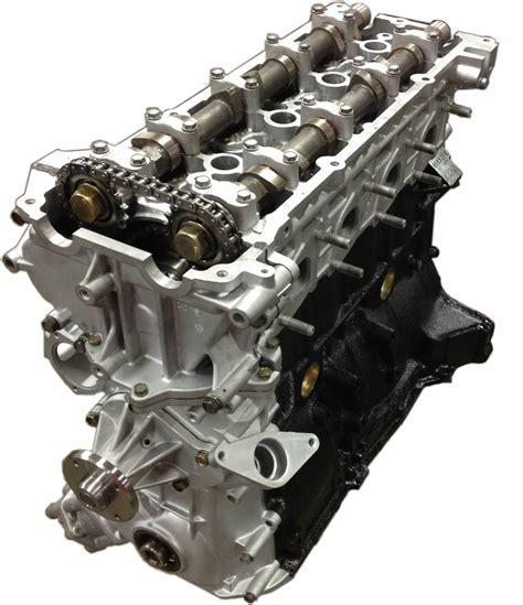 rebuilt 98 00 nissan frontier 2 4l longblock engine ebay