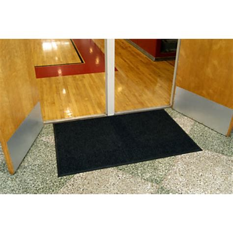 Office Depot Floor Mat by Waterhog Floor Mat Classic 4 X 6 Charcoal By Office Depot