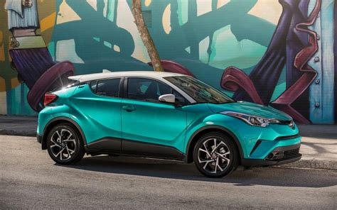 2017 Interior Paint Colors by 2018 Toyota C Hr Toyota S Diamond Review The Car