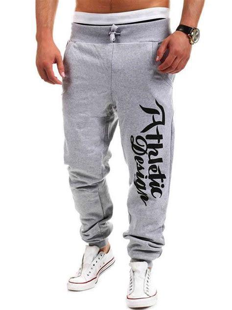 pattern fleece joggers gender men fit type loose waist type low fabric type