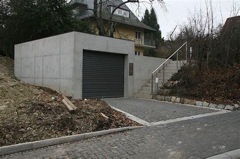 carport aus betonfertigteilen neubau doppelparker und carport in wiesbaden garage und