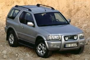 Opel Frontera Sport 1998 1999 2000 2001 2002 2003
