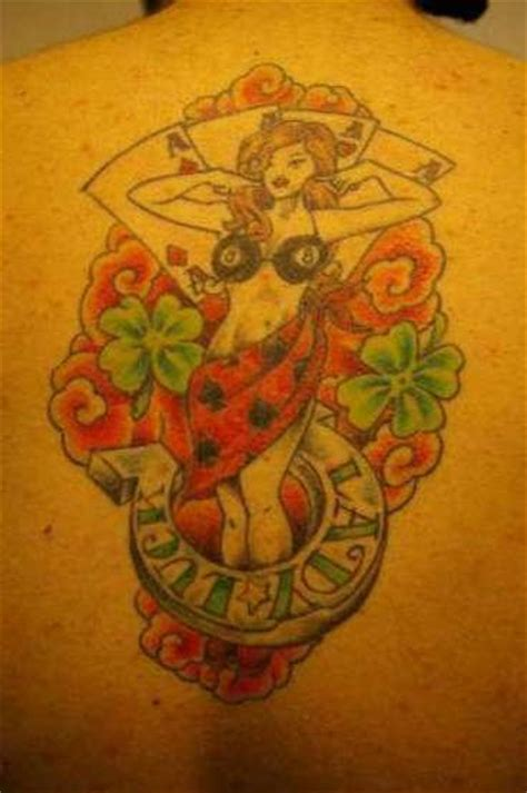 lady luck tattoo luck tattoos designs ideas and meaning tattoos for you