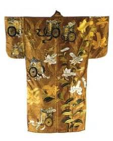 Longsleev Newyork japanese 着物kimono 帯obi on