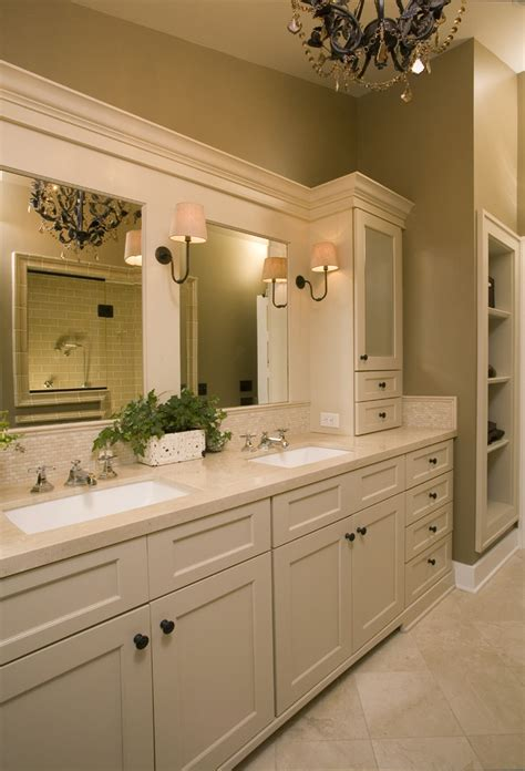 Design Ideas For Brushed Nickel Bathroom Mirror Glorious Brushed Nickel Bathroom Mirror Decorating Ideas Images In Bathroom Traditional Design