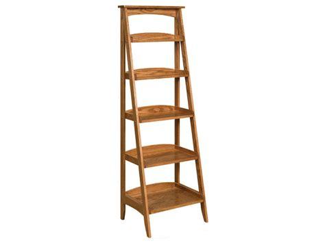 Monarch Bookcase Solid Wood Ladder Bookcase Thesecretconsul Com