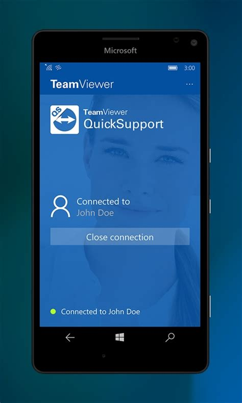 teamviewer mobile samsung teamviewer s upcoming quicksupport app allows remote