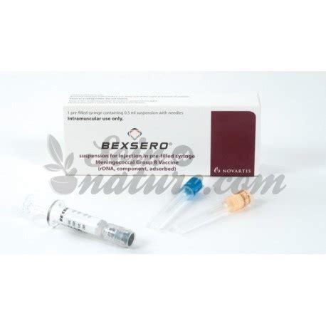 Detoxing Meningococcal Vaccine meningococcal b vaccine bexsero 0 5ml sale in our bio pharmacy