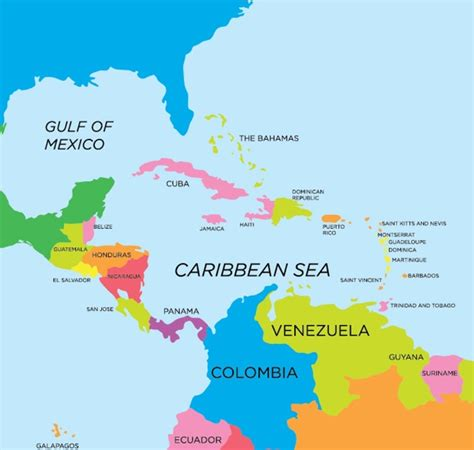 cuba on map of world daily question 1151 vindale research