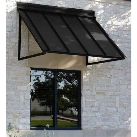 Metal Window Awnings For Home by Best 25 Metal Awning Ideas On Front Door