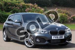 Bmw 118d Bmw 1 Series Diesel 118d M Sport 3dr For Sale At Listers