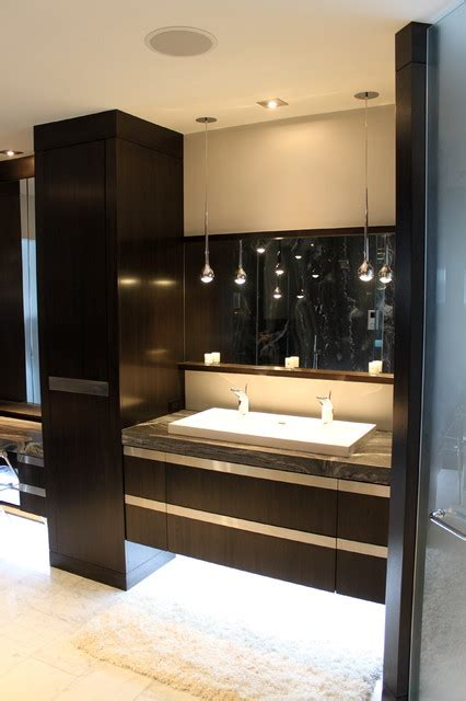 Contemporary Bedroom Vanity by Vanity Contemporary Bedroom Toronto By Paul Vandeborne