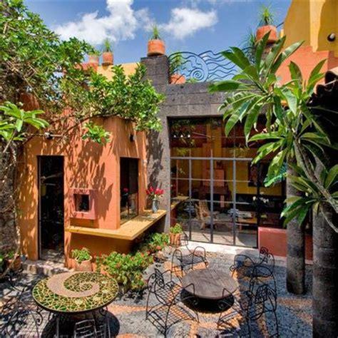 mexican patio decor pin by dials on desert garden