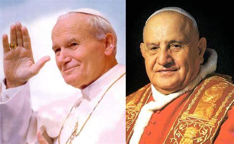 san paolo aperta sabato canonizzazione xxiii e paolo ii sabato