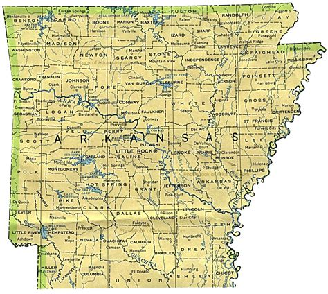 map usa arkansas map of arkansas by phonebook of arkansas