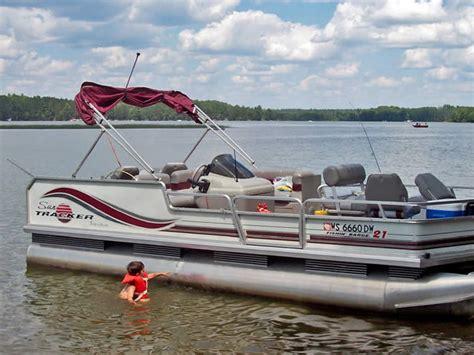 pontoon boat rental wildwood bibs resort pontoon boat rentals