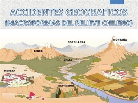accidentes geograficos de america ppt accidentes geograficos