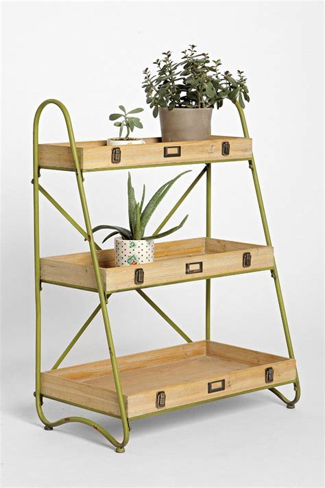 Tiered Ladder Shelf Urban Outfitters General Decor