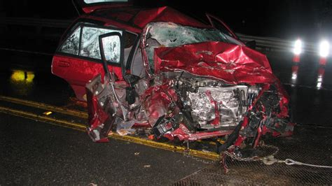 Investigated In Garrison Crash by One Dead Following Two Vehicle Crash In Coos County Kmtr