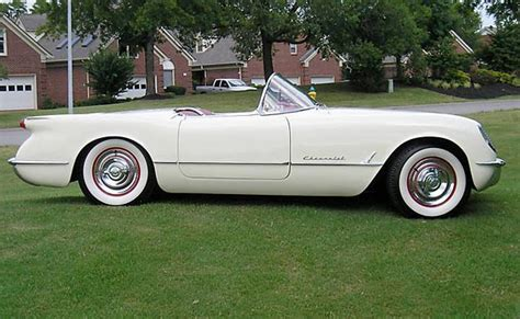 first corvette ever made 1953 corvette 254 headed to this weekend s classic car