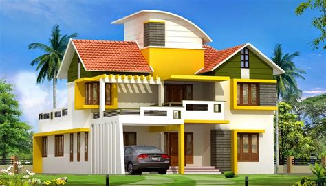 designing a new home kerala home design new modern houses smart home designs